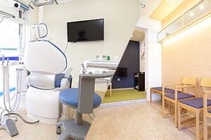 バリアフリーによる 快適な医院づくり
