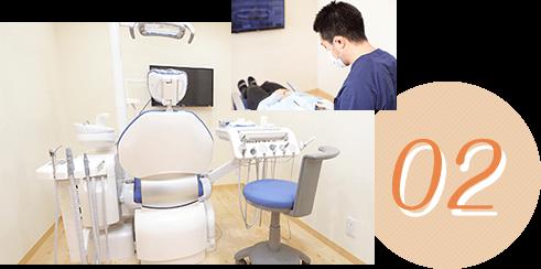 むし歯の再発を防ぐ予防歯科